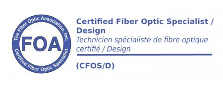 (CFOS/D) Conception d'un réseau passif à fibres optique LAN (bientôt disponible)