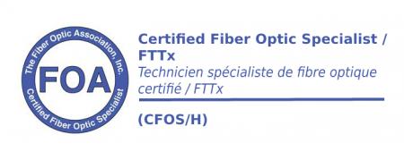 (CFOS/H) Fibres optiques desservant les foyers (FTTH) (Bientôt disponible)