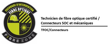(TFOC) Introduction à la fibre optique, à la connectorisation et aux essais ( 1 connecteur mécanique) – Apprentissage mixte (blended e-learning)