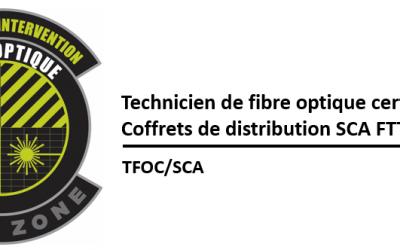 (TFOC) Préparation et installation de coffrets SCA-9T24 – Générique